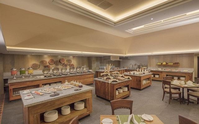 Hotel Presidente InterContinental Villa Mercedes, buena propuesta gastronómica