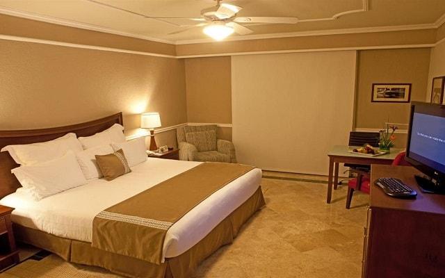 Hotel Presidente InterContinental Villa Mercedes, espacios diseñados para tu descanso