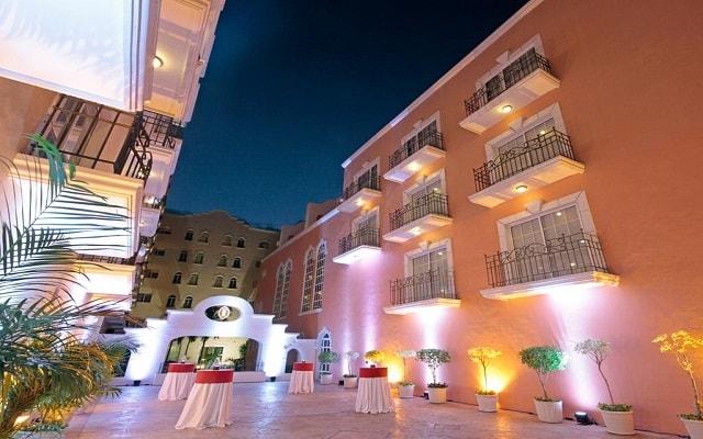 Hotel Presidente InterContinental Villa Mercedes, ambientes únicos