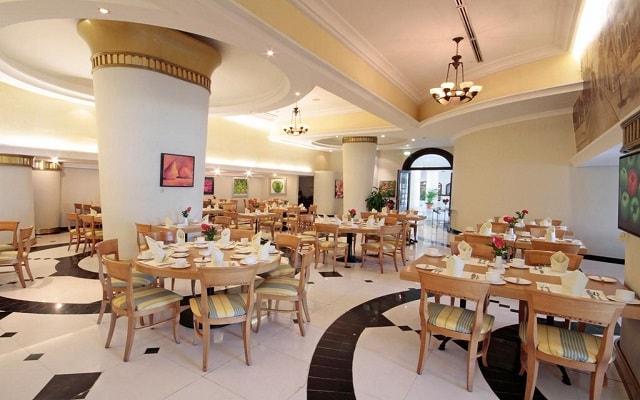 Hotel Presidente InterContinental Villa Mercedes, escenario ideal para tus alimentos