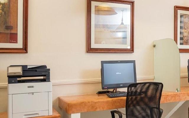 Hotel Presidente InterContinental Villa Mercedes, centro de negocios