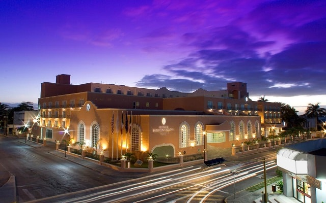 Hotel Presidente InterContinental Villa Mercedes, buena ubicación