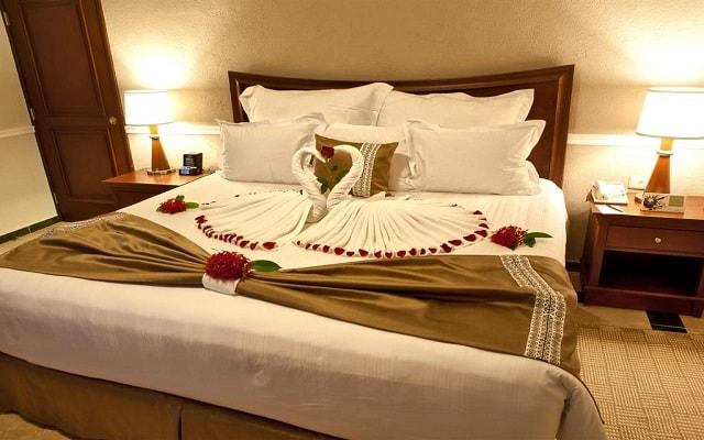 Hotel Presidente InterContinental Villa Mercedes, disfruta una romántica estancia
