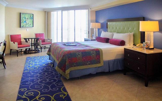 Hotel Princess Mundo Imperial Riviera Diamante Acapulco, amplias y acogedoras habitaciones