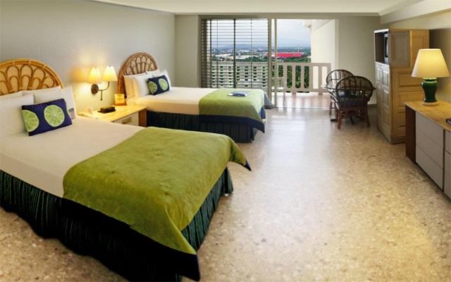 Hotel Princess Mundo Imperial Riviera Diamante Acapulco, habitaciones bien equipadas