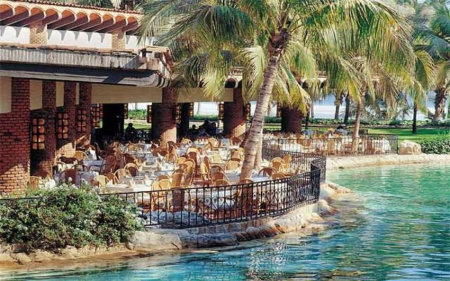 Hotel Princess Mundo Imperial Riviera Diamante Acapulco, Restaurante Chula Vista