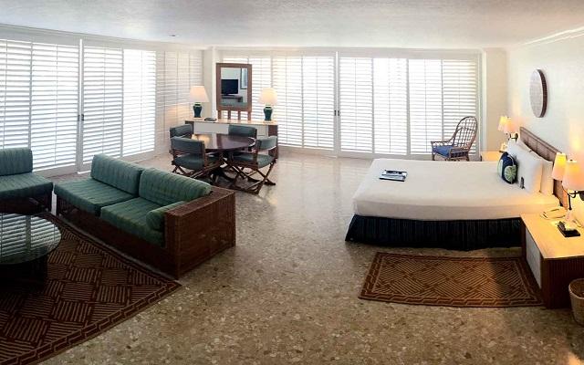 Hotel Princess Mundo Imperial Riviera Diamante Acapulco, habitaciones con todas las amenidades