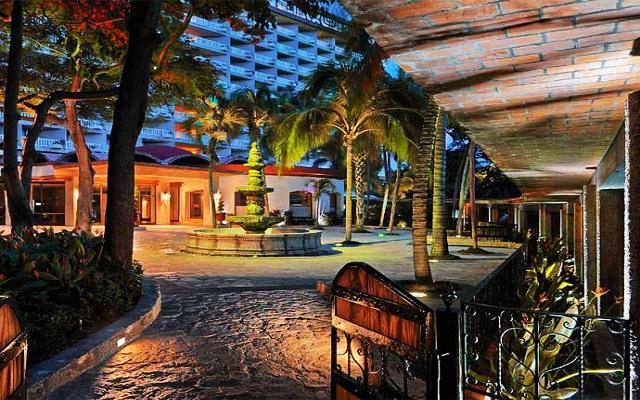 Hotel Princess Mundo Imperial Riviera Diamante Acapulco, entrada