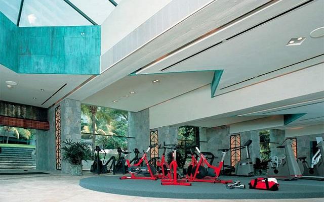 Hotel Princess Mundo Imperial Riviera Diamante Acapulco, gimnasio de uso exclusivo