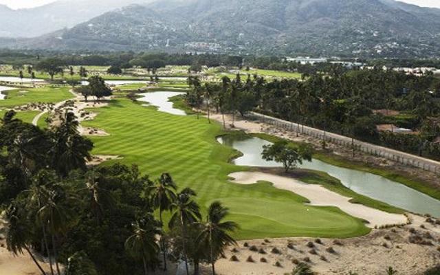 Hotel Princess Mundo Imperial Riviera Diamante Acapulco, campo de golf
