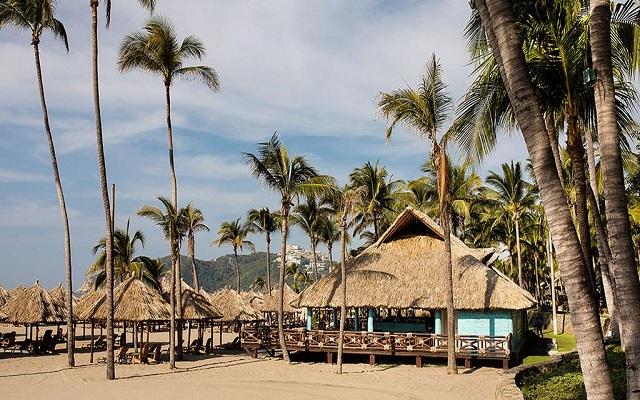 Hotel Princess Mundo Imperial Riviera Diamante Acapulco, amenidades en la playa