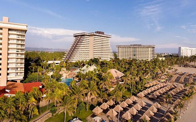 Hotel Princess Mundo Imperial Riviera Diamante Acapulco, buena ubicación con acceso directo a la playa