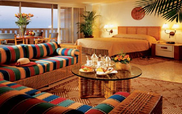 Hotel Princess Mundo Imperial Riviera Diamante Acapulco, sala