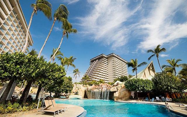 Hotel Princess Mundo Imperial Riviera Diamante Acapulco, vistas increíbles