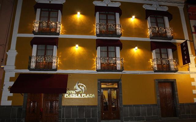 Hotel Puebla Plaza en Puebla Ciudad