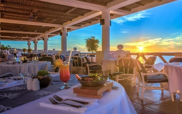 Hotel Pueblo Bonito Los Cabos Beach Resort, Restaurante Las Palomas