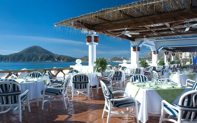 Hotel Pueblo Bonito Los Cabos Beach Resort, Restaurante Cilantro´s