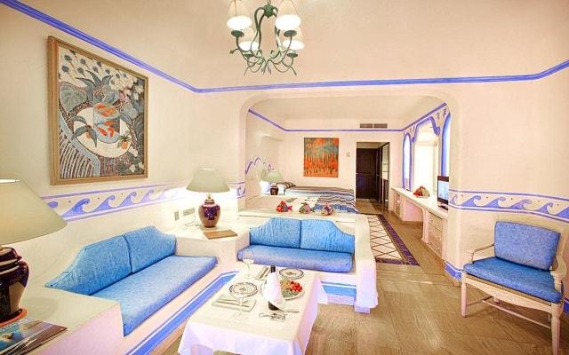 Hotel Pueblo Bonito Los Cabos Beach Resort, habitaciones cómodas y acogedoras