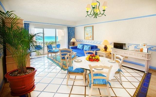Hotel Pueblo Bonito Los Cabos Beach Resort, amplias y luminosas habitaciones