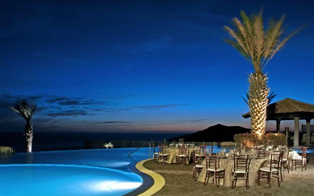 Hotel Pueblo Bonito Los Cabos Beach Resort, hermosa vista nocturna
