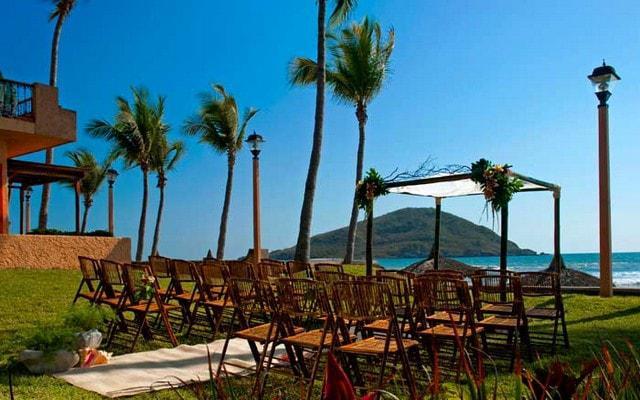 Hotel Pueblo Bonito Mazatlán ofrece espacios ideales para eventos
