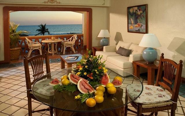 Hotel Pueblo Bonito Mazatlán, habitaciones bien equipadas