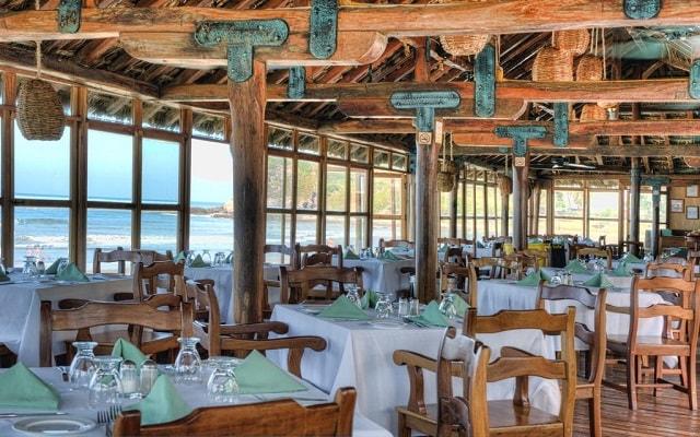 Hotel Pueblo Bonito Mazatlán, escenario ideal para tus alimentos