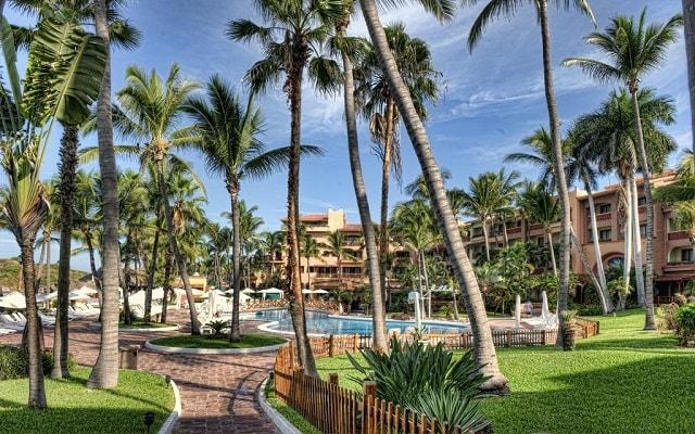 Hotel Pueblo Bonito Mazatlán, sitios acogedores