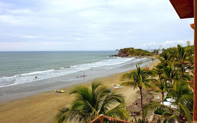Hotel Pueblo Bonito Mazatlán, ubicado a pie de playa