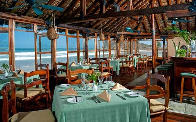Hotel Pueblo Bonito Mazatlán, buena propuesta gastronómica