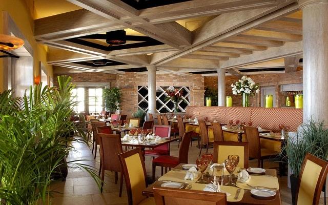 Hotel Pueblo Bonito Sunset Beach Resort and Spa, buena propuesta gastronómica