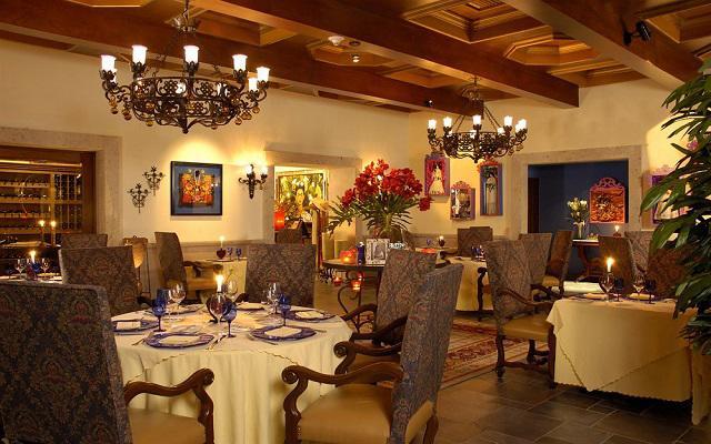 Hotel Pueblo Bonito Sunset Beach Resort and Spa, elegantes sitios para disfrutar la cena