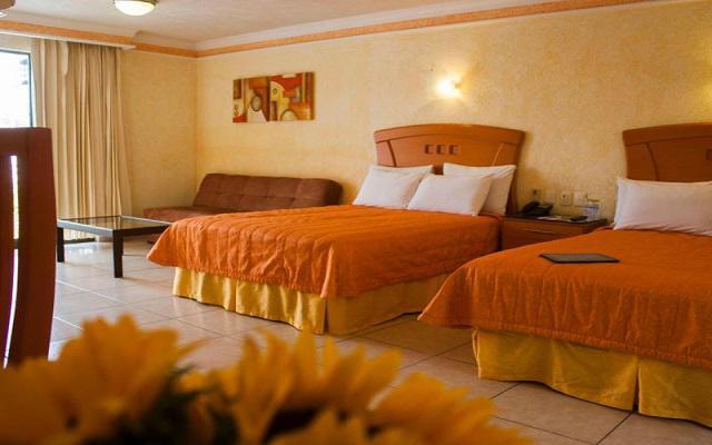 Hotel puerta del sol ofertas de hoteles en guadalajara for Hoteles puerta del sol baratos