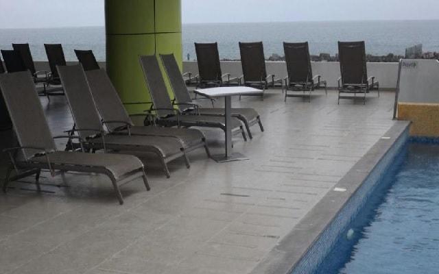 Hotel Punta Azul, disfruta de su alberca al aire libre