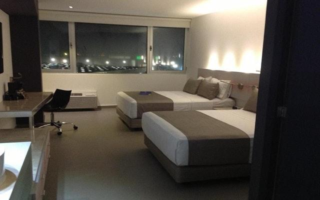 Hotel Punta Azul, amplias y luminosas habitaciones
