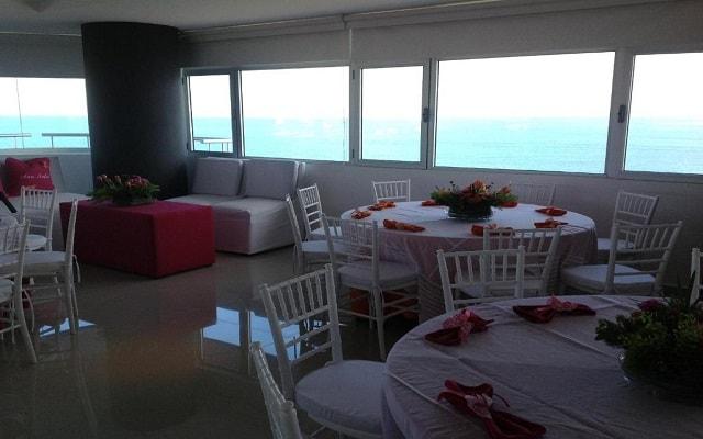 Hotel Punta Azul, salón de eventos