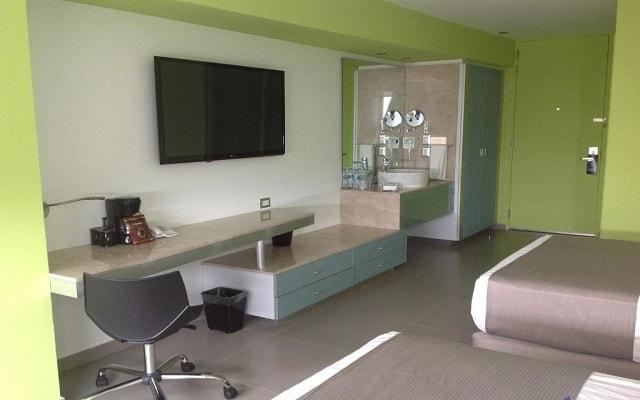 Hotel Punta Azul, habitaciones bien equipadas