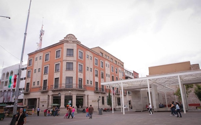 Hotel Quality Inn Aguascalientes en Aguascalientes Ciudad
