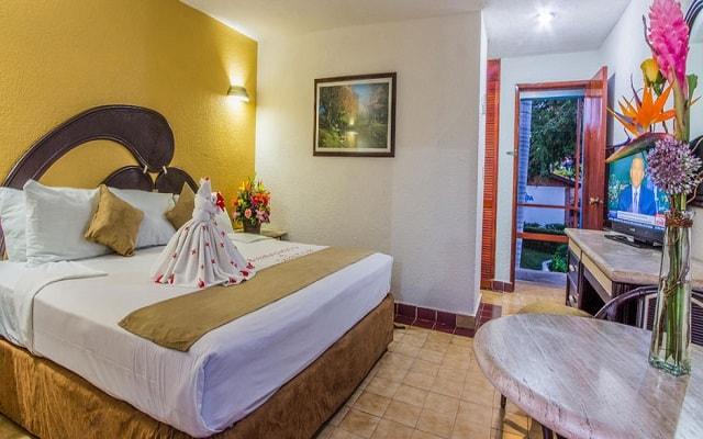 Hotel Qualton Club Ixtapa, habitaciones llenas de confort