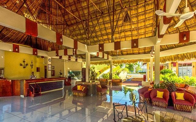Hotel Qualton Club Ixtapa, atención personalizada desde el inicio de tu estancia