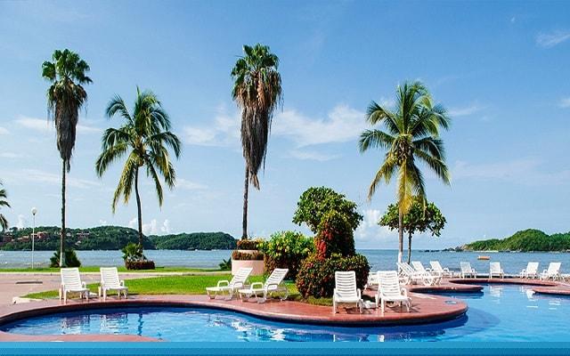 Hotel Qualton Club Ixtapa, escenarios fascinantes