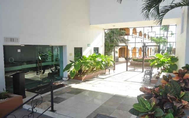 Hotel Quijote Inn, atención personalizada desde el inicio de tu estancia