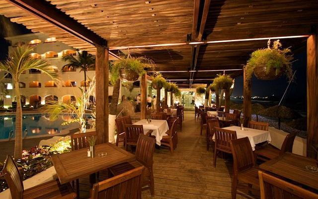 Hotel Quijote Inn, escenario ideal para tus alimentos