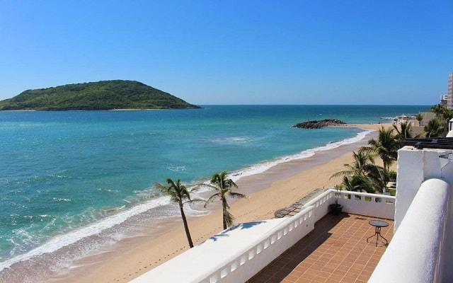 Hotel Quijote Inn, vistas hermosas del mar