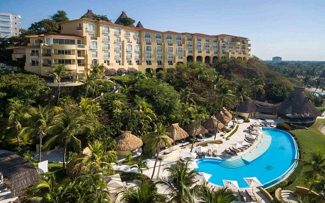 Hotel Quinta Real Acapulco en Zona Diamante