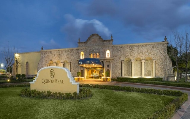 Hotel Quinta Real Aguascalientes en Aguascalientes Ciudad