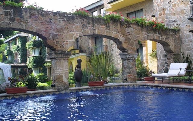 Hotel Quinta Real Guadalajara, disfruta de su alberca al aire libre