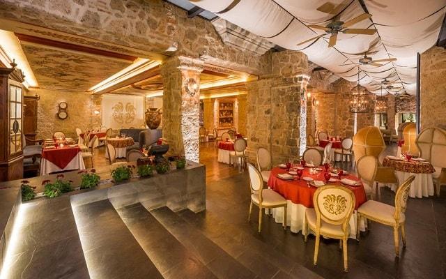 Hotel Quinta Real Guadalajara, escenario ideal para tus alimentos