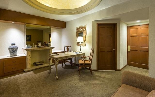 Hotel Quinta Real Guadalajara, confort en cada sitio
