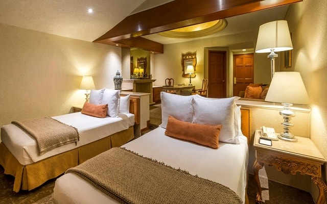 Hotel Quinta Real Guadalajara, espacios diseñados para tu descanso